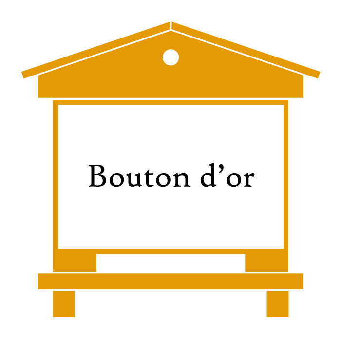 ruche Bouton d'or