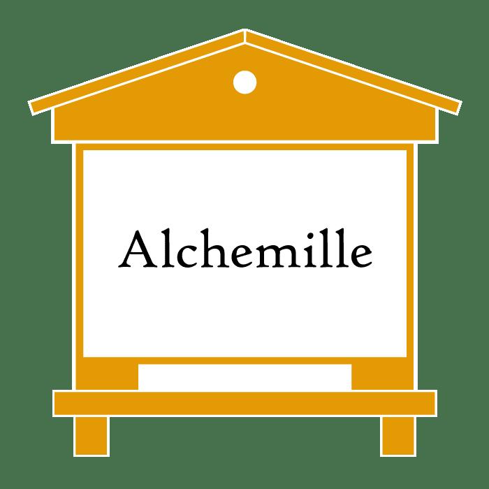 ruche Alchemille