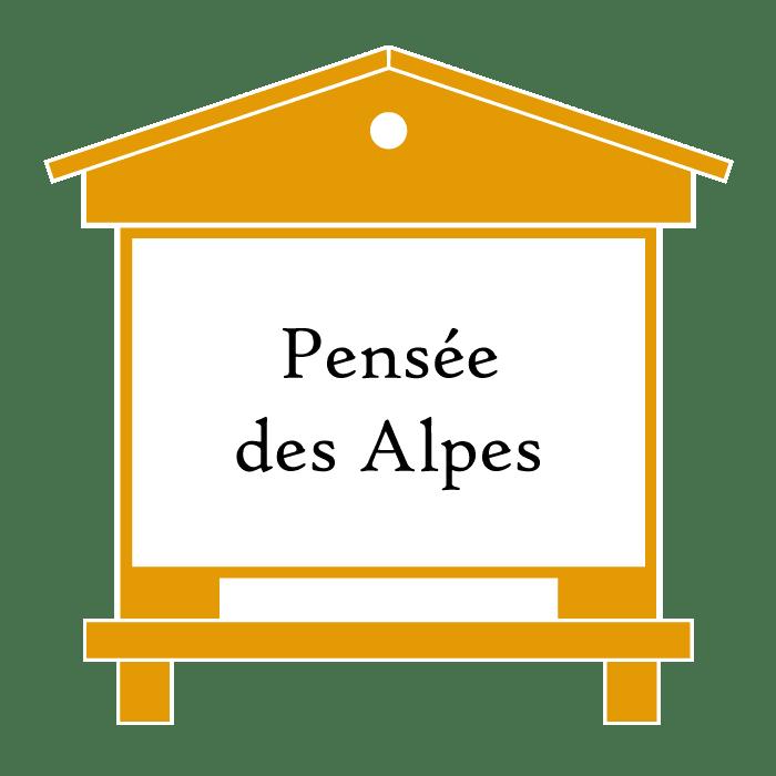 ruche Pensee des Alpes
