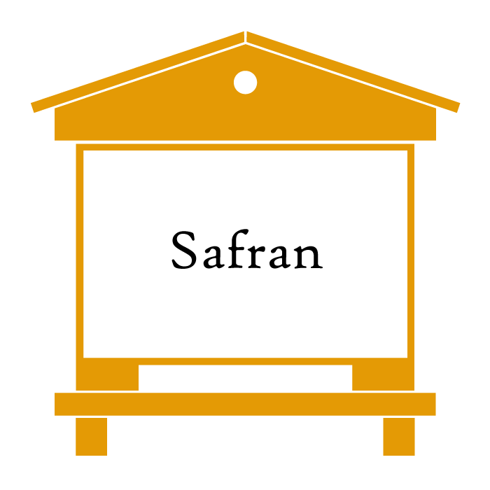 ruche Safran